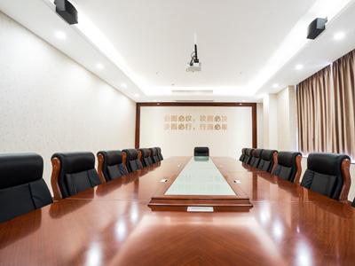 邦宝公司会议室